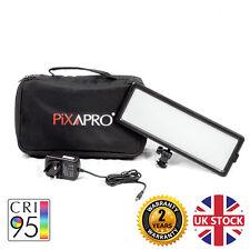 Glowpad 144SB led light pad avec 9V 2.5A dc secteur adaptateur & rembourré étui
