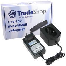 Trade-Shop Akku Ladegerät 1,2V-18V Ladestation für Hitachi UC18YGL2 UC18YG