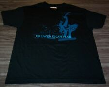 DILLINGER ESCAPE PLAN BAND T-Shirt YOUTH MEDIUM 10-12 NEW