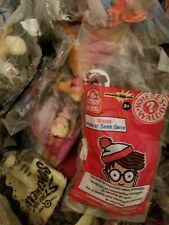 McDonalds Happy Meal plus Other Fast Food Toys - Lot of 50 - New