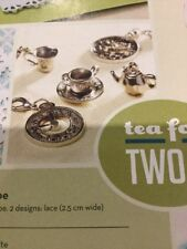 Stampin Up Embellishments: Tea Time Trinkets