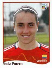 Panini WM 2011 218 Paula Forero Kolumbien Columbia World Cup 11 Women Frauen