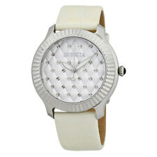 Invicta Angel Silver Quilt Look Dial Ladies Watch 22561