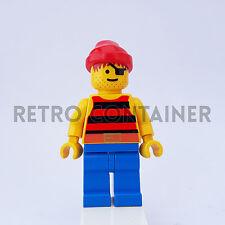 LEGO Minifigures - 1x pi032 - Pirate - Pirati Omino Minifig Set 1788 Islanders