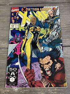 Uncanny X-Men #272 (1991)  Marvel Comics Storm Wolverine Cable NM- 9.2