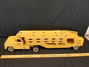 1962-1964 TONKA Auto Transport Car Carrier Toy Truck