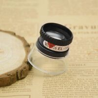 Pro 15X Monocular Magnifying Glass Loupe Lens Eye Magnifier Jeweler Tool