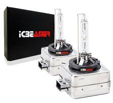 10000K Blue D1R D1C D1S Xenon Replace Plugin HID Low Beam Socket Light Bulbs I35