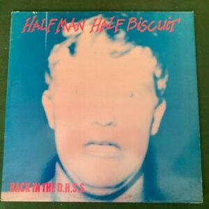 Half Man Half Biscuit Back in the DHSS vinyl LP 1895