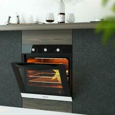 New listing 24 Electric Built-in Single Wall Oven 220 V Buttons Control