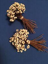 Dried Tallow Berry Bundles
