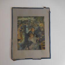 Reproduction impressionniste peinture Toulouse Lautrec XXe art déco PN France