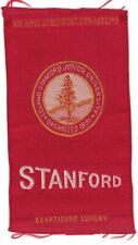 1910s S25 tobacco / cigarette / college silk Stanford