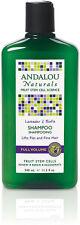 Full Volume Lavender & Biotin Shampoo, Andalou Naturals, 11.5 oz