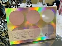 NEW BH Cosmetics DUOLIGHT HIGHLIGHT 9 Color Palette HUGE PAYOFF! Gorgeous!