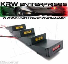 1982-92 PONTIAC FIREBIRD TRANS AM KNIGHT RIDER KITT KARR K2000 COUNTDOWN 3-4 S.