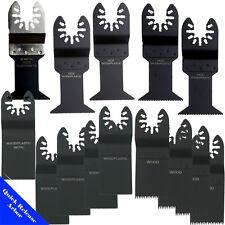 14 Metal/Wood Saw Blade Oscillating Multi Tool Bosch Dewalt Dremel Craftsman ON