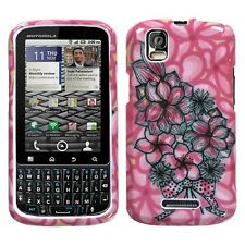 Bouquet Hard Case Cover for Motorola Droid Pro XT610