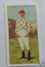 #24 r james jockey card r
