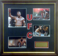 UFC CHAMPION QUINTON RAMPAGE JACKSON PHOTOS FRAMED