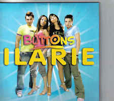 Buttons-Ilarie cd maxisingle cardsleeve Eurodance