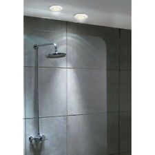 HiB Fire Rated Chrome Showerlight - 5650