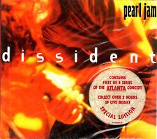 PEARL JAM dissident - complete set 3CDs +1CD live Atlanta april 3, 1994 RARE