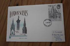 FDC London Scenes 09/04/1980