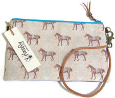 NEW Ladies Designer Horse Handbag Purse Bag Wristlet Handmade in Australia