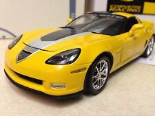 1/24 Franklin Mint Yellow 2009 Corvette GT1 ZO6 Z06 S11G349 LE 427