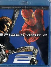 Spider-Man 2 (Blu-ray Disc, 2012, ) BRAND NEW Tobey Maguire,Kirsten Dunst