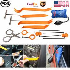 US 13pcs Car Internal Panel Refit Removal Tools Kit  Dashmat&Door&Radio&Windows