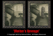 Mother's Revenge 8x10 Haunted Memories Changing Portrait Halloween Lenticular