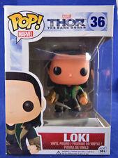 Funko Pop! Vinyl Figure Marvel Thor the Dark World #36 Loki Unmasked