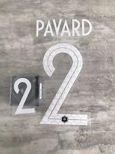 Flocage équipe de FRANCE  Pavard 2 ⭐️⭐️ Domicile. Livraison Rapide.