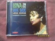 LENA HORNE-LENA ON THE BLUE SIDE 22 TRK CD JAZZ,SOUL,BLUES