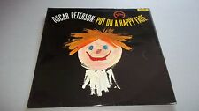 OSCAR PETERSON - PUT ON A HAPPY FACE -  LP - MADE IN GT. BRITAIN