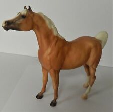 Breyer Molding Horse Butterscotch Stallion White Muzzle Stripe & Tail Statue Toy