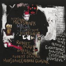Miles Davis & Robert Glasper – Everything's Beautiful (CD, NEW!!)