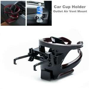 Cup Holder Car Outlet Air Vent Mount Adjustable Drink Stand for Water Coffee Can