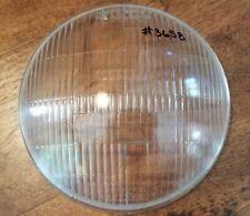Riteway Headlight Lens # 3658 1938 Plymouth 1937 Chrysler DeSoto Dodge MoPaR