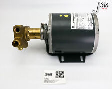 19868 General Electric Ac Motor With Procon Pump 04 02 07 4805 5kh32gn5588x