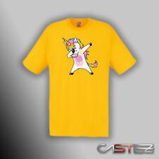 Camiseta unicornio baile dabbing dab unicorn poni  dance fama ENVIO 24/48h