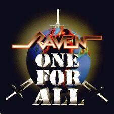 RAVEN - One For All (CD 1999) NEW USA Import RARE & OOP NWOBHM