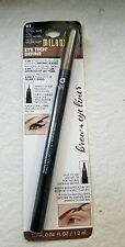 Milani Eye Tech Define 2 in 1 Brow & Eye Liner- 01 BLACK/NATURAL TAUPE