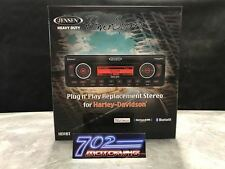 JENSEN HD1BT HD-1BT BLUETOOTH WATERPROOF RADIO PLUG N' PLAY FOR HARLEY 1998-2013