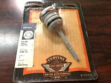 New Harley Davidson NOS Softail Bar and Shield Oil Dipstick P/N 62399-01