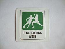 "Magnetlogo ""Regionalliga West"" für Magnettabelle Magnet Logo RL"
