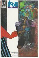 DOOM PATROL #28 NM- 1989 GRANT MORRISON SIMON BISLEY COVER DC COMICS