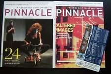Florida Gulf Coast University FGCU Pinnacle Magazines & Athletics Calendar